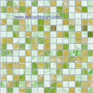 Glass Mosaic Mixed Part