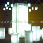 Translucent Stone Lamp