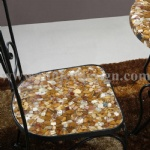 Innice River Pebble Stone Chair